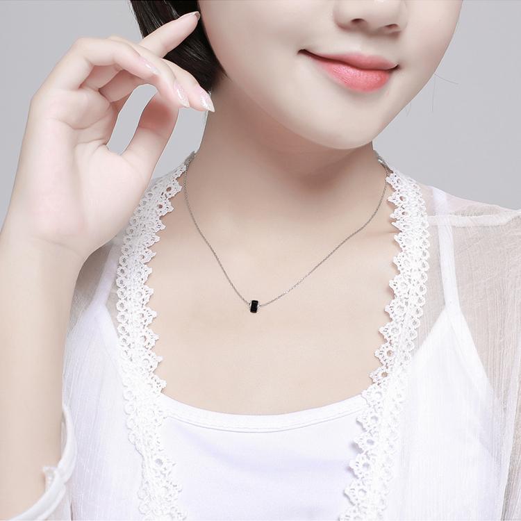 AAA Zircon NecklaceStarlight Smart White NHKSE29627