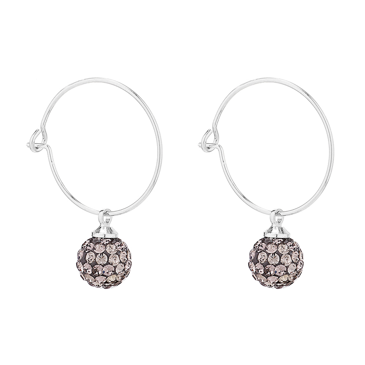 Imitated crystal Earring Fashion NHSE200586