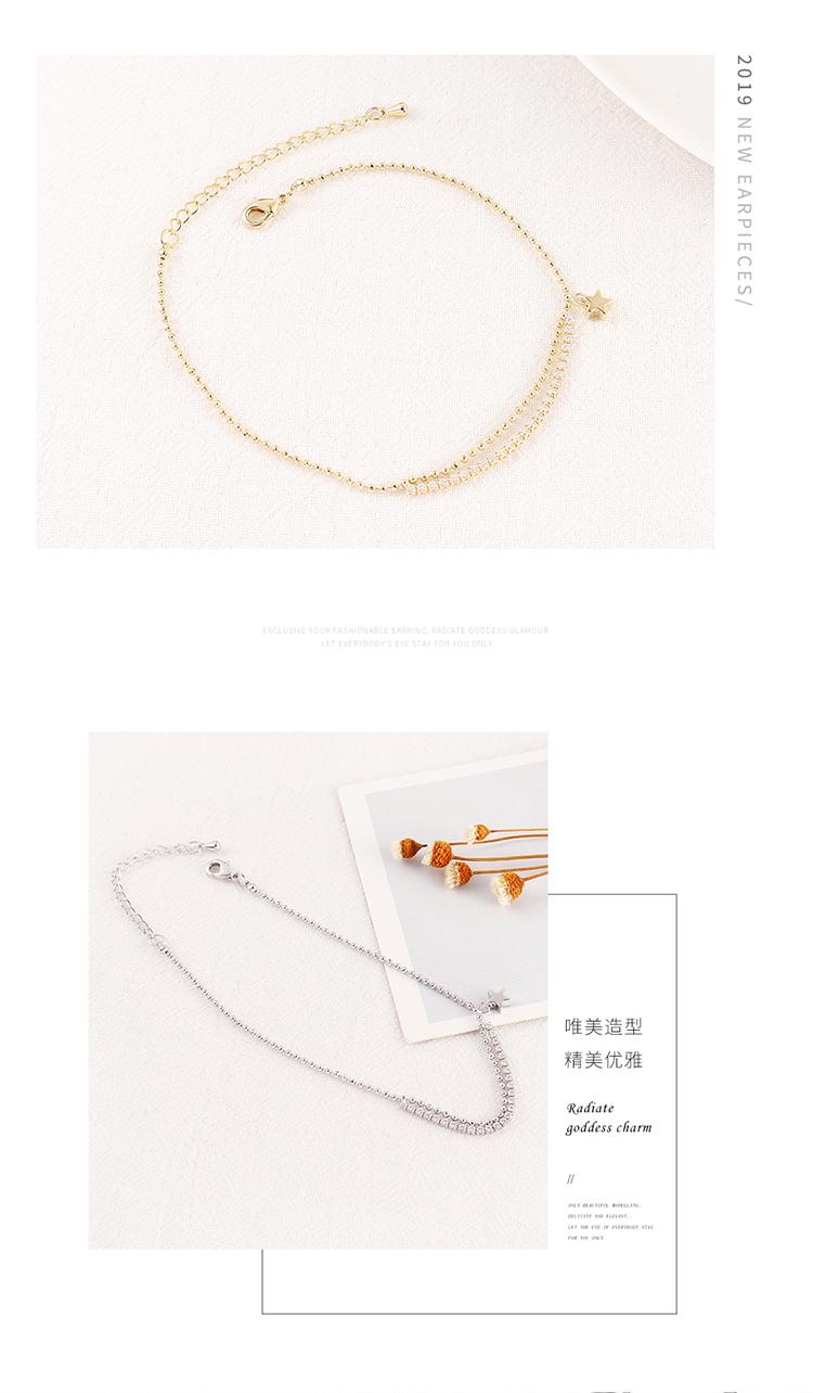 Copper Bracelet Fashion NHSE200478
