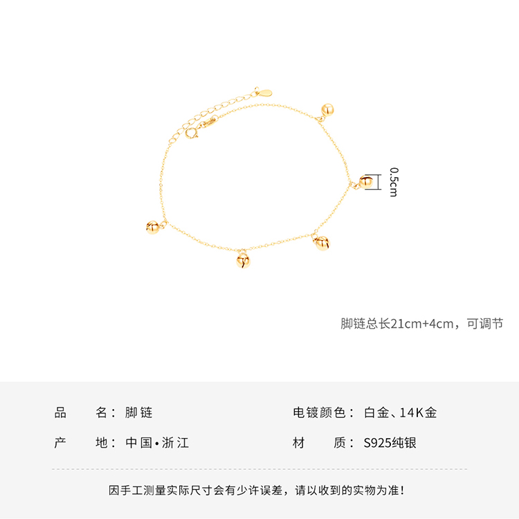 S925 Alloy Body jewelry Fashion NHSE200411