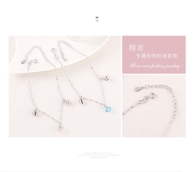 Imitated crystal Bracelet Fashion NHSE200396