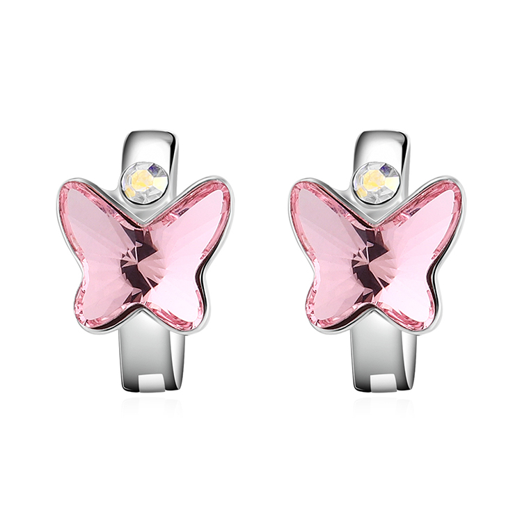 Imitated crystal Earring Fashion NHSE200320