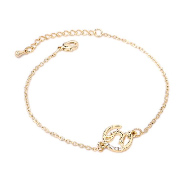 Crystal Bracelet Fashion NHSE383179