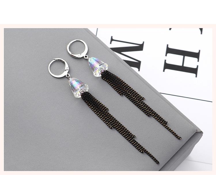 Crystal Earring Fashion NHSE383024
