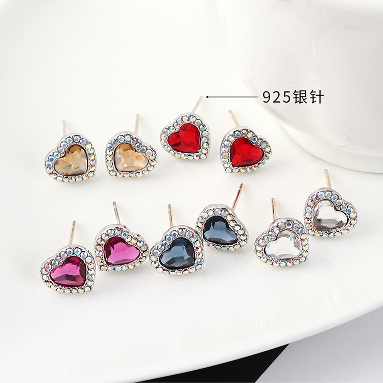 Crystal Earring Fashion NHSE383019