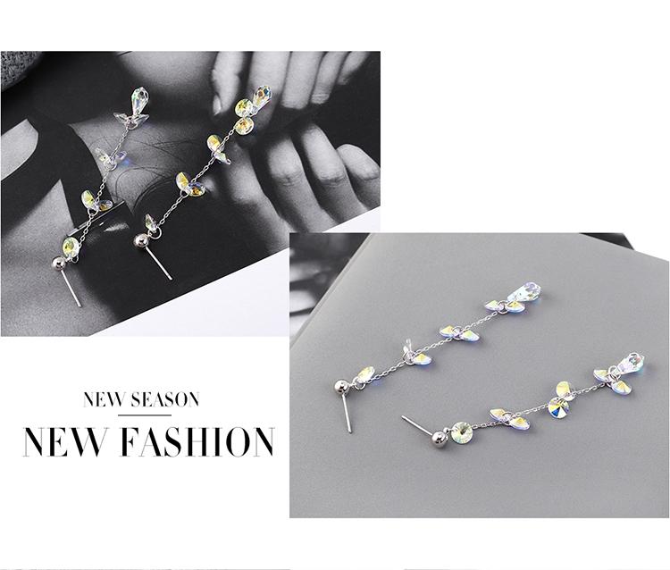Crystal Earring Fashion NHSE383017